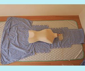 寝たきり 着替え パジャマ