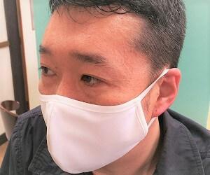 立体形状マスク